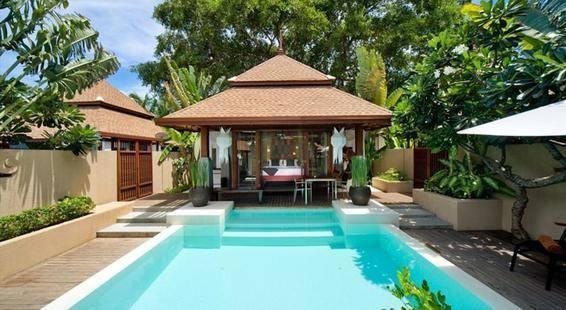 Pavilion Samui Villas And Resort