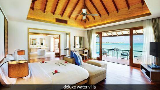 Hideaway Beach Resort & Spa (Ex. The Island Hideaway At Dhonakulhi)