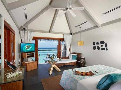 Taj - Coral Reef Resort & Spa Maldives (Ex.Vivanta By Taj Coral Reef)