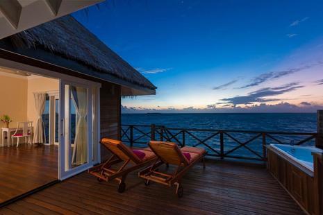 Sun Siyam Vilu Reef (Ex. Sun Aqua Vilu Reef, Ex. Vilu Reef Beach & Spa Resort)