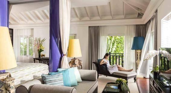 Intercontinental Koh Samui Resort (Ex.Intercontinental Samui Baan Taling Ngam Resort)