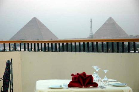 Pyramids View Hotel
