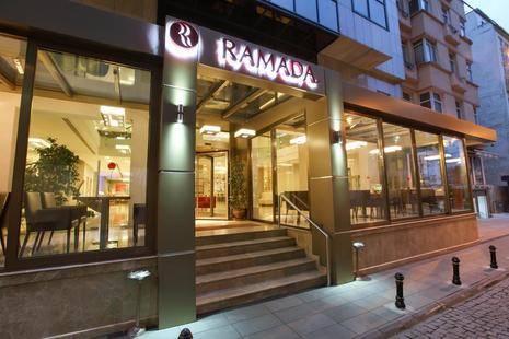 Ramada By Wyndham Istanbul Taksim (Ex. Madison Hotel)