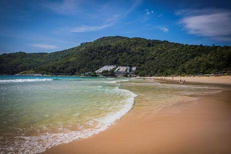 The Nai Harn (Ex. The Royal Phuket Yacht Club)