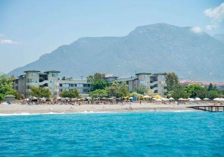 Taluyka Sunset Beach Hotel