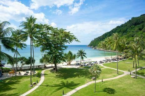 Phuket Marriott Resort & Spa Merlin Beach (Ex. Merlin Beach Resort)
