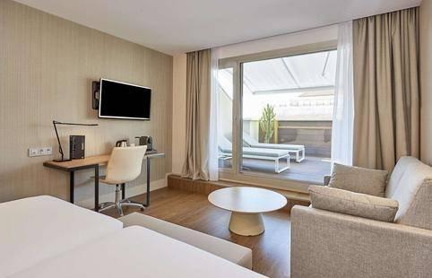 Nh Sants Barcelona Hotel
