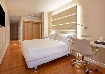 Nh Les Corts Hotel