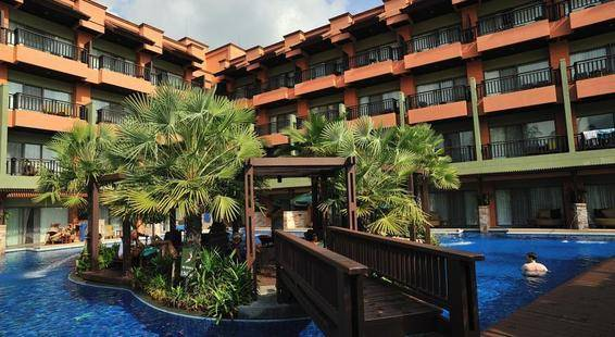 Patong Merlin Hotel