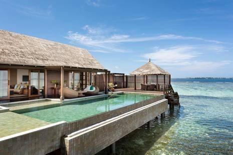 Shangri La's Villingili Resort & Spa