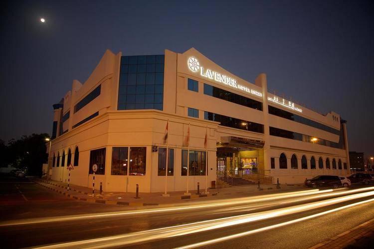 Lavender Hotel Sharjah (Ex. Lords)
