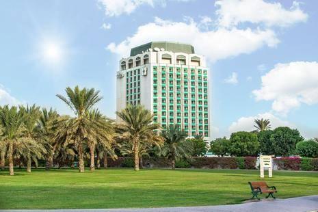 Holiday International Sharjah Hotel