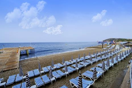 Beach Club Doganay Hotel