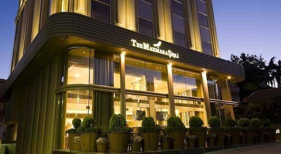 The Marmara Sisli Hotel