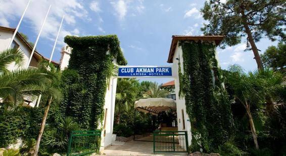 Larissa Akman Park (Ex. Otium Park Club Akman)