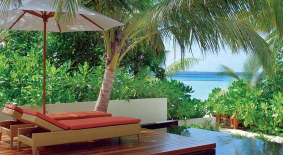Constance Halaveli Resort Maldives