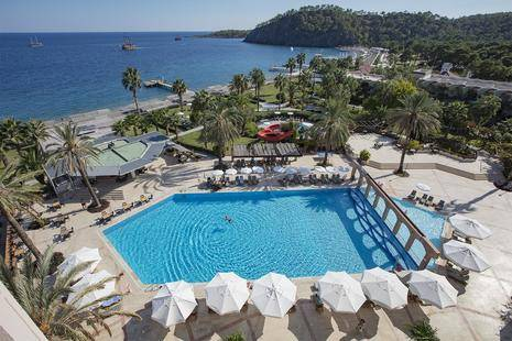 Kilikya Resort Camyuva (Ex. Elize Beach Resort)