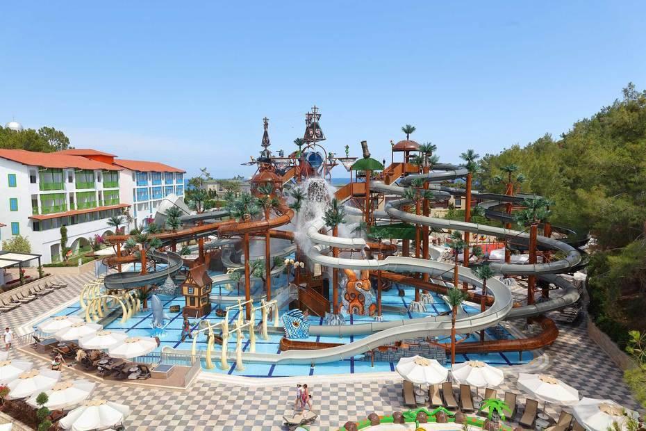 Nirvana Dolce Vita (Ex. Amara Dolce Vita Luxury) 5* (Текирова, Турция),  забронировать тур в отель – цены 2021, отзывы, фото номеров, рейтинг отеля.