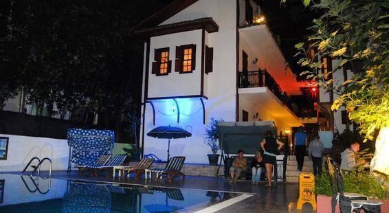 Kaliptus Hotel