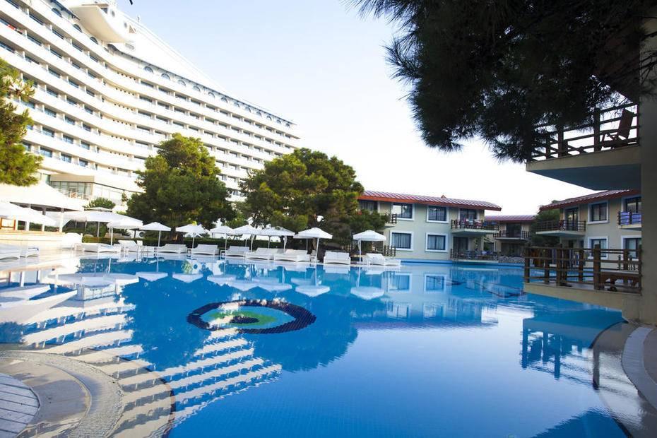 Туры в лучшие отели Турции с аквапарками