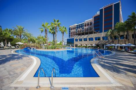 Kamelya Selin Hotel (Ex.Kamelya World Selin Resort & Spa)