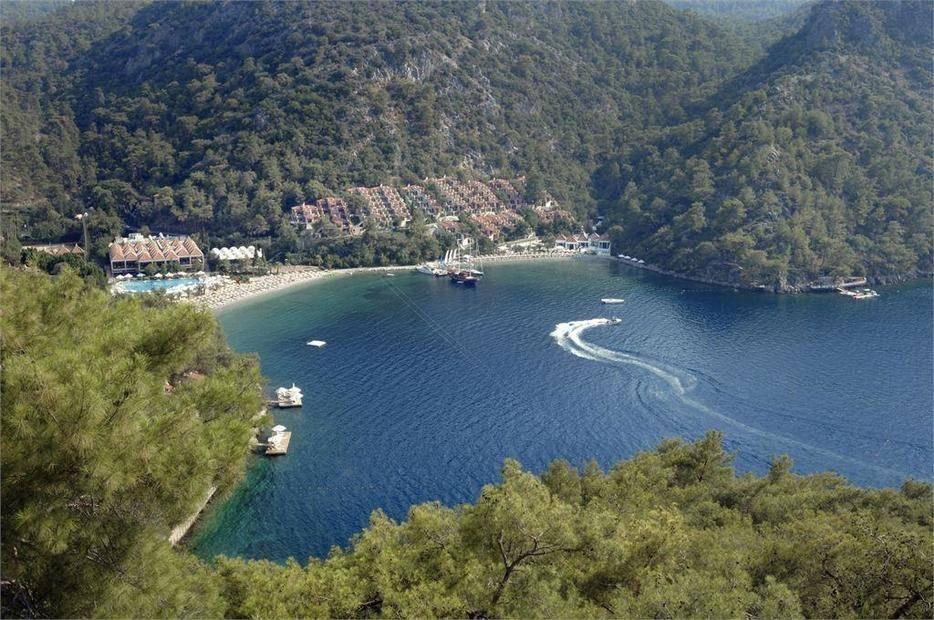 Топ 5 лучших лакшери отелей Турции