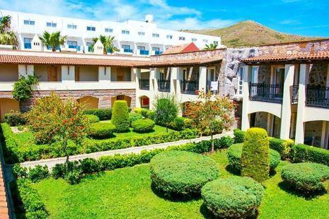 Tiana Beach Hotel (Ex. Serene Beach Resort, Ex. Kerem Resort)