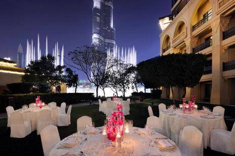 The Palace Downtown Dubai (Ex. The Palace The Old Town)