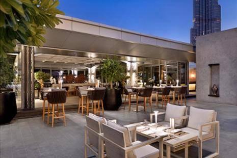 The Address Dubai Mall Hotel