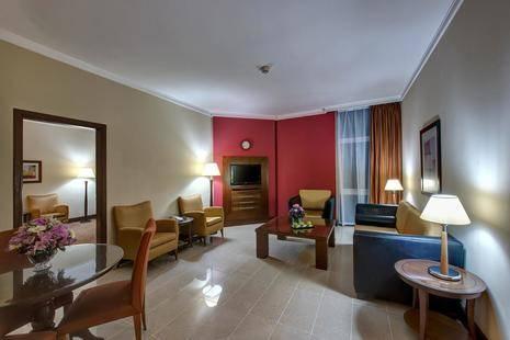 J5 Rimal Hotel Apartments (Ex. Rimal Rotana)