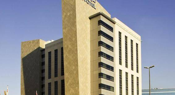 Novotel Deira City Center