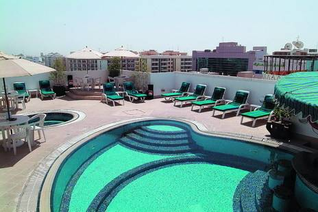 Lotus Grand Hotel (Ex. Sun & Sky Al Rigga Hotel)