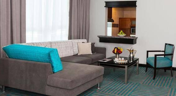 Flora Creek Hotel Apartment