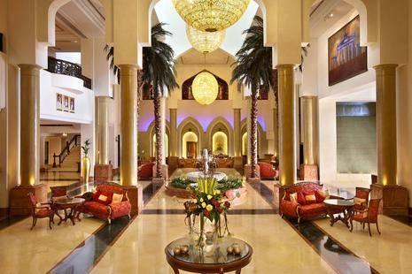 Ajman Hotel (Ex. Kempinski Hotel Ajman)