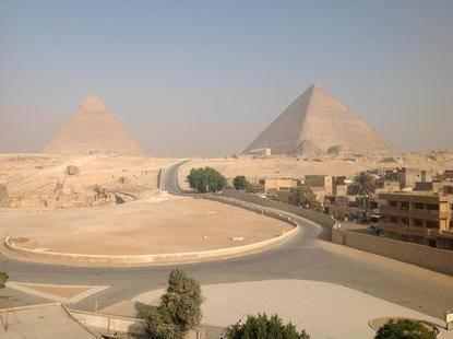 Amarante Pyramids