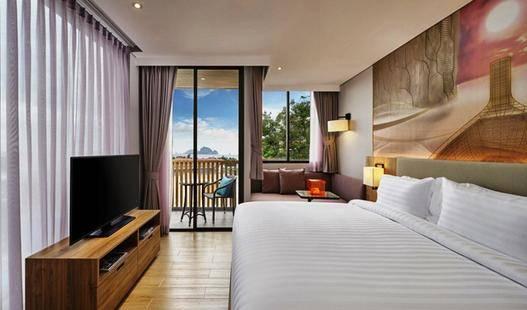 Dusitd2 Ao Nang Krabi ( Ex Vogue Resort & Spa Ao Nang)