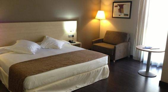Sercotel Barcelona Gate Hotel ( Ex Husa Via Barcelona)