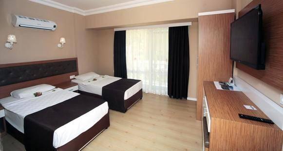 Incekum Su Hotel (Ex. Aska Baran)