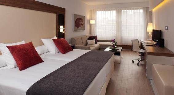 Courtyard By Marriott Madrid Princesa (Ex. Husa Princesa)