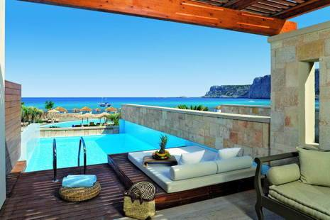 The Aquagrand Of Lindos Exclusive Deluxe Resort (Adults Only 16+)