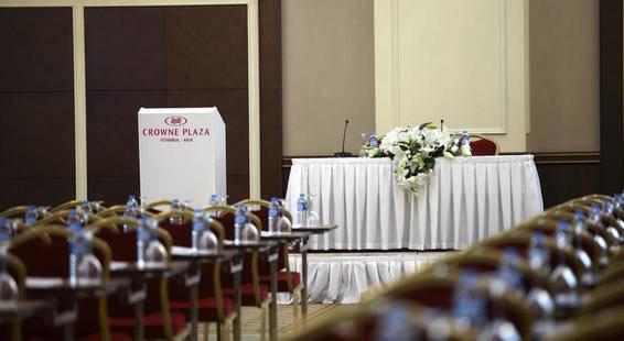 Crowne Plaza Istanbul Asia Hotel