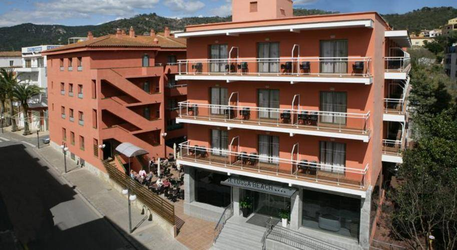 Tossa Beach Hotel