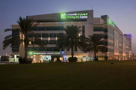 Holiday Inn Express Dubai Airport