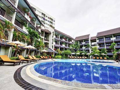 Splendid Resort Jomtien (Ex. White House)