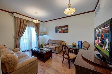 Tulip Inn Apartment Sharjah