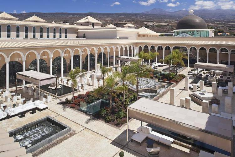 Gran Melia Palacio De Isora Red Level (Adults Only 18+)