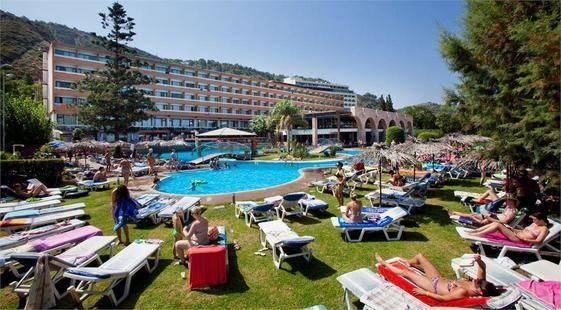 Oceanis Hotel Rhodes