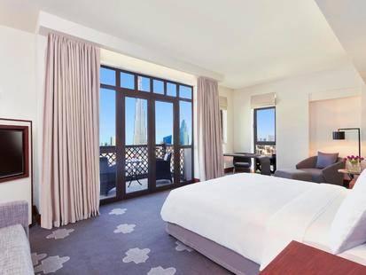 Manzil Downtown Hotel
