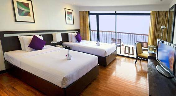 Novotel Hua Hin Cha Am Beach Resort (Ex. Courtyard Hua Hin At Cha Am Beach)