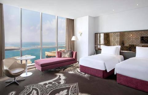 Conrad Abu Dhabi Etihad Towers (Ex.Jumeirah At Etihad Towers)